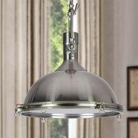 Винтаж Лофт античная подвесные светильники 400 мм E27 База Ретро Страна EDISON ЛАМПЫ промышленного бар жизни кухня столовая лампа