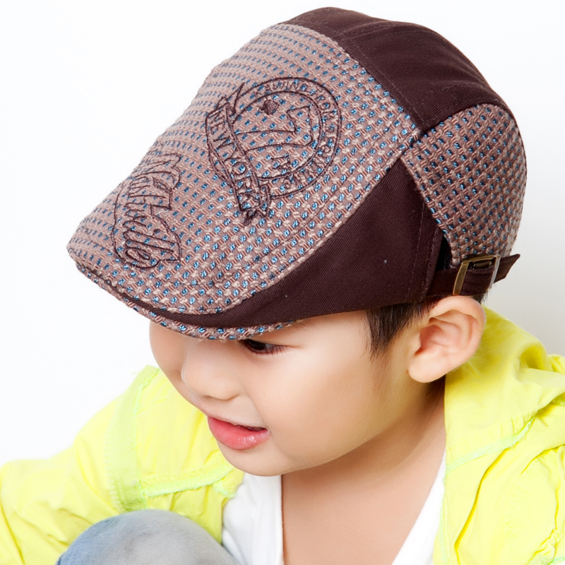 5e243cca7c0 2018 Autumn And Winter Letters New York Design trendy Style Baby Hat Boy Cap  For Child Beret Kids Hats boina infantil-in Hats   Caps from Mother   Kids  on ...