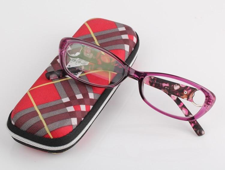 f064616ca68f Plein-jante de Haute qualité Léopard Anti fatigue tr90 Super léger HD  hommes femmes lunettes de lecture + 4.5 + 5 + 5.5 + 6 + 6.5 + 7 + 7.5 + 8 à  + 12