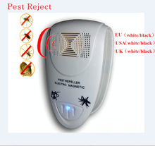 USA/EU/UK  Plug Electronic Ultrasonic Rat Mouse Repellent Anti Repeller killer Rodent Pest Bug Reject Mole mice dog