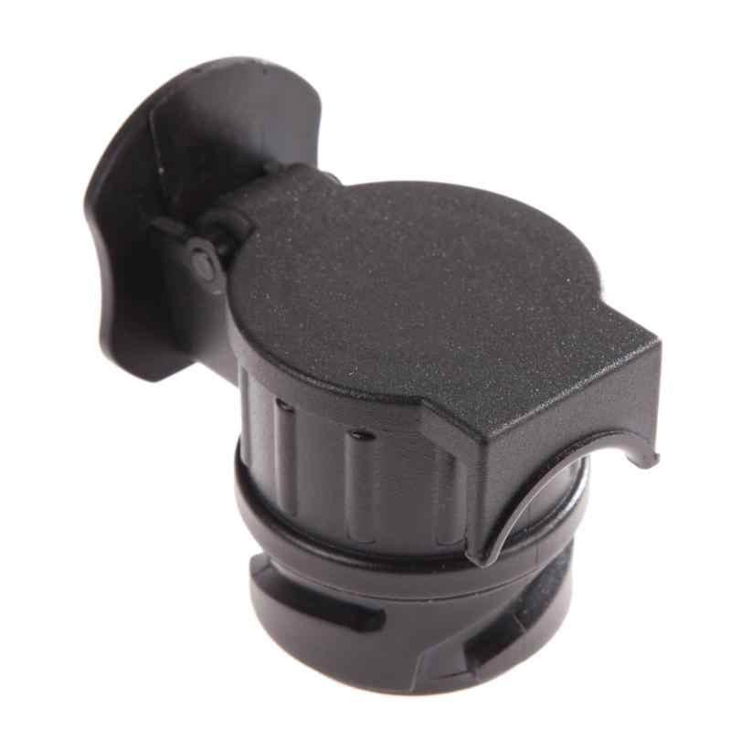 VODOOL 7x6.5x4.5 cm 12V 13 à 7 broches prise adaptateur convertisseur électrique camion remorque connecteur pour voiture aux feux de freinage