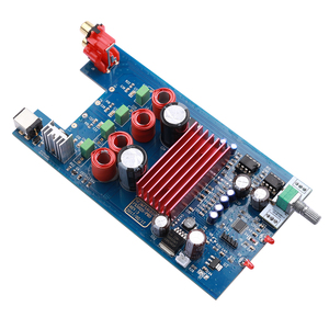 Image 5 - FX AUDIO FX502S פרו HIFI 2.0 אודיו דיגיטלי גבוהה כוח בית מיני מקצועי קולנוע ביתי מגבר TPA3250 NE5532 * 2 70 W * 2