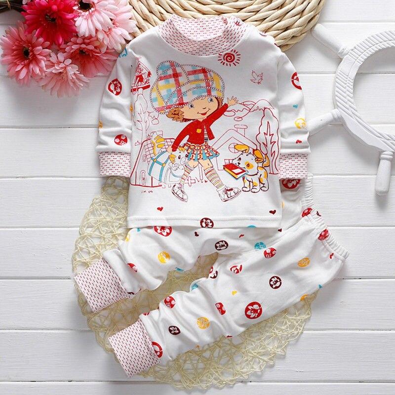 Toddler-Baby-Boys-Girls-Long-Sleeve-Pyjamas-Captain-Giraffe-Rabbit-Print-Pajamas-Set-Nightwear-T-shirt-Pants-Kids-Sleepwear-21-3