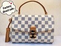 Best качество пояса из натуральной кожи Элитный бренд модные сумки женская сумка взлетно посадочной полосы для женщин дамы европ