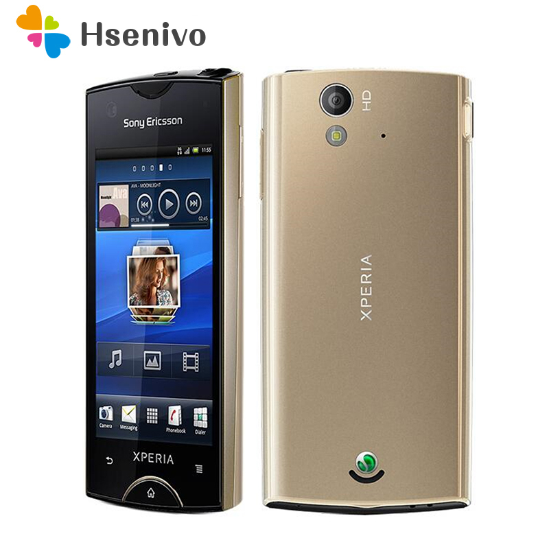 100% D'origine Sony Ericsson Xperia ray ST18i de GPS WIFI de Téléphone Portable 8MP Android Smartphone