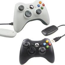 Беспроводной джойстик для ПК геймпад xbox 360 игровой контроллер