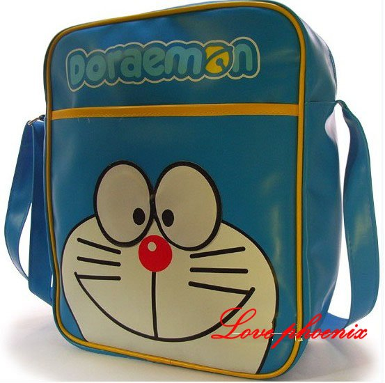 Aliexpress.com : Buy blue Doraemon bag messenger bags Fashion ...