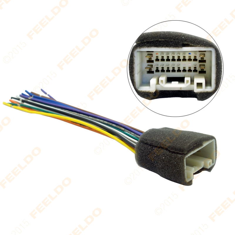 online buy wholesale mitsubishi wiring harness from china Wire Harness Singapore car radio stereo wiring harness adapter for mitsubishi lancer(08~14) outlander wire harness singapore