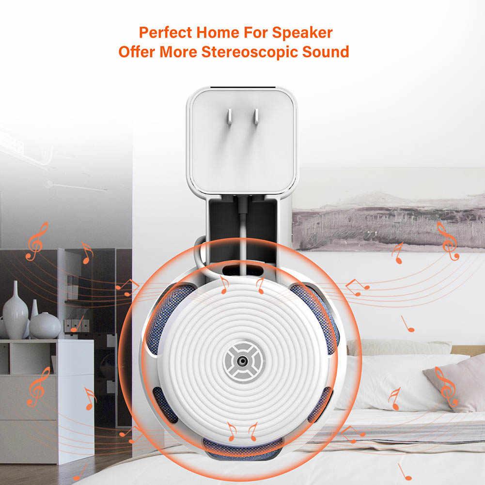 1 cái Ổ Cắm Gắn Tường Móc Treo Đứng Cắm dành cho Dot 3 Thế Hệ Nhà Bếp Phòng Ngủ WIF66