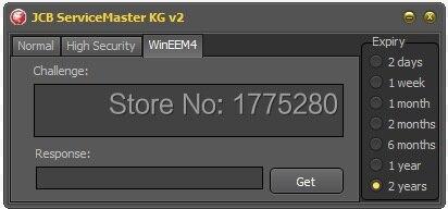 JCB servicemaster 2 и 4 Keygen + WinEEM4 Keygen <font><b>V2</b></font>