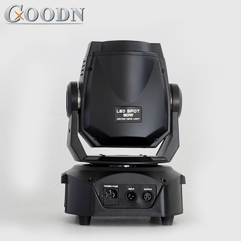 Moving head 90w led gobo with prism and color sport light for dj Stage Light - 5