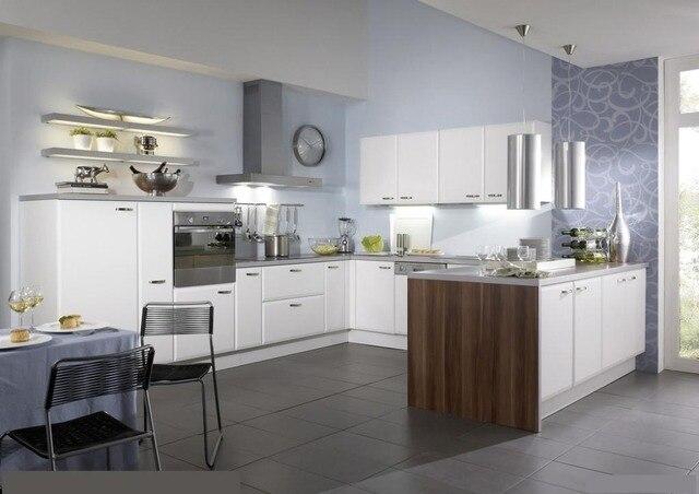 Cucina moderna Disegni Su Misura Impermeabile Armadio Da Cucina ...