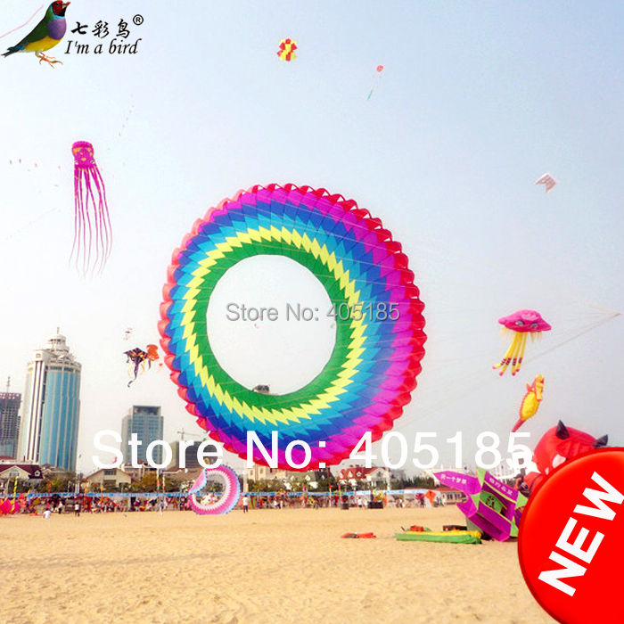 Free Shipping Outdoor Sports 10m High quality Power Soft Kite Various Colors to Choose
