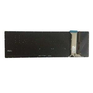 Image 3 - Mới Dành Cho ASUS GL752 GL752V GL752VL GL752VW GL752VWM ZX70 ZX70VW G58 G58JM G58JW G58VW Backlit Nga RU Laptop Bàn Phím Đen