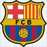 H151 Diamond Painting Full Square Barcelona Fc Football Club Logo Diamond Painting Barcelona Fc
