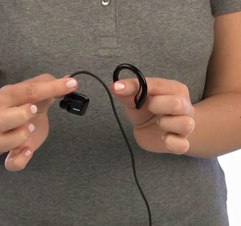 Bluetooth Headphones headset HD Stereo wireless sports headsets Handsfree sweatproof earphone voice control (11)