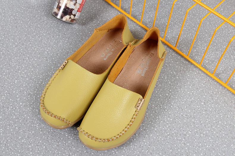 AH912 (8) women's loafers shoe