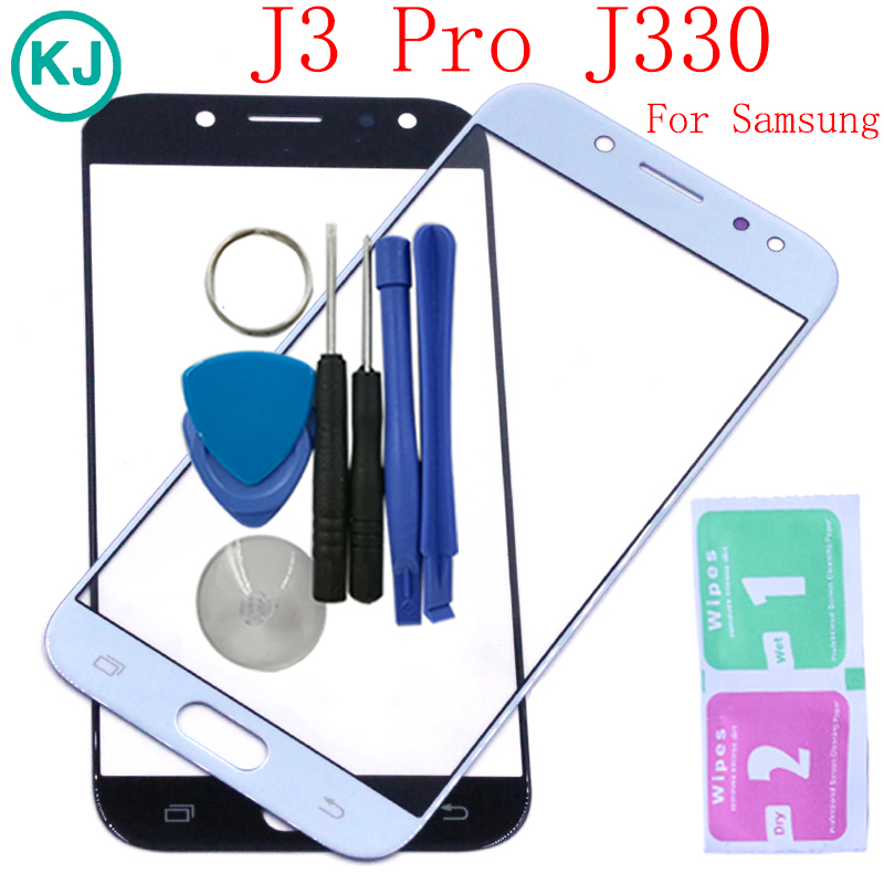 Devoted Original For Samsung Galaxy J3 2017 J330 Sm-j330 J330fn Sm-j330 Sm-j330fn Lcd Display+touch Sensor Glass Digitizer With Kits Mobile Phone Lcds