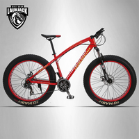 Lovelauxjack Mountain Bike Steel Frame 24 Speeds Shimano Disc Brakes 26 X4 0 Wheels Fet Bike