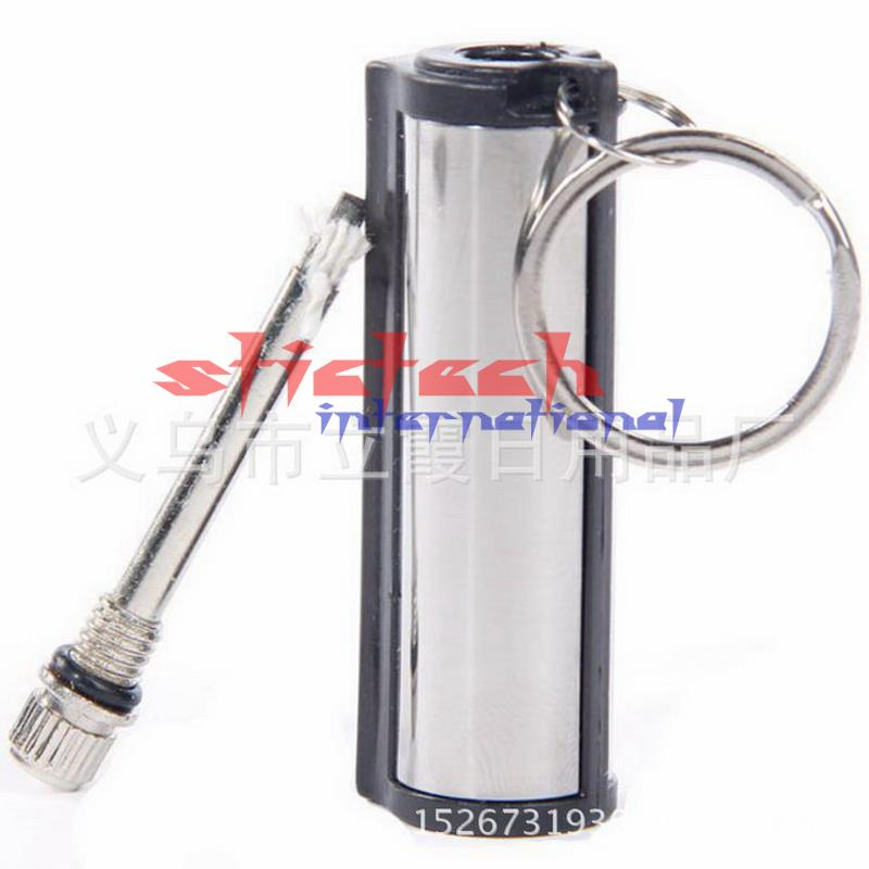 by dhl or TNT 500pcs Hiking Emergency Survival Camping Metal Match Lighter