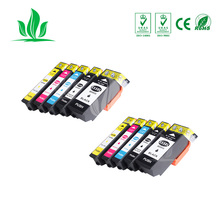 10 pcs 33XL T3351 T3361 T3362 T3363 T3364 ink cartridge Compatible for Epson XP-530 XP-630 XP-830 XP-635 XP-540 XP-640 XP-645