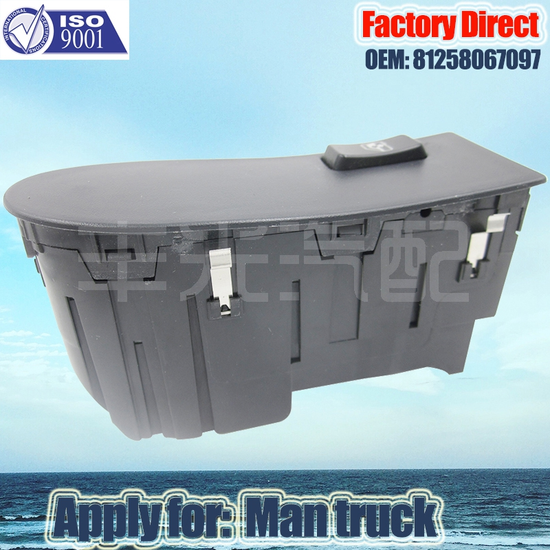 Factory Direct Auto Electric Power Window Master Control Switch Apply For MAN TGA TGX Right Passenger Side 81258067097