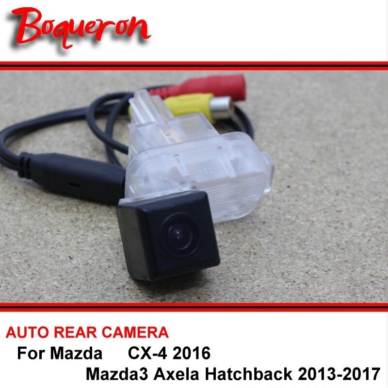 For Mazda 3 M3 Axela Hatchback 2013 2017 CX 4 2016 Rear