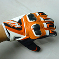 Free shipping Hot sales Newest models KTM gloves motorcycle gloves Suvs gloves Racing leather gloves