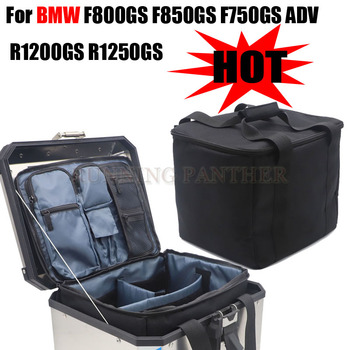 Motorcycle Bag Saddle Inner Bags luggage bags For BMW F800GS F850GS F750GS ADV R1200GS R1250GS