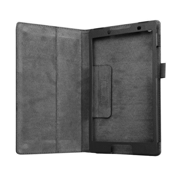 Kaitsekott Folio PU nahast kaitseümbris Lenovo Tab 2 A8-50LC Litchi - Tahvelarvutite tarvikud - Foto 3