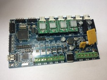 Rumba Board With 6pcs A4988 Driver ;3D Printer Kits RepRap Rumba Board