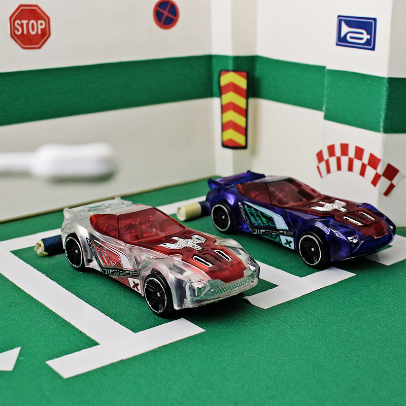 164 alloy car model kids toys racing series x warfare gods metallic material