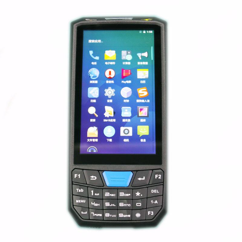 CARIBE PL-45L PDA lecteur de codes à barres industriel Android code à barres Terminal de collecte de données portable Durable