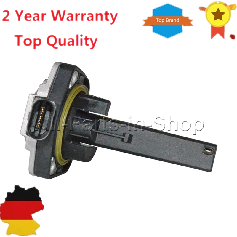 06E907660 Engine Sump Oil Level Sensor For Audi VW Seat Skoda Golf Passat A3 A4 A6 TT TSI