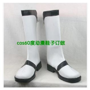 Touhou Project Morichika Rinnosuke Cosplay Shoes Boots S008