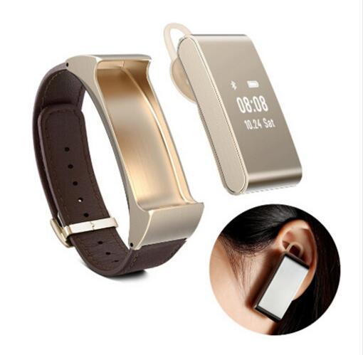 M8 Smart Bracelet Talk Band Bluetooth Headset Support Pedometer wristband Sleep