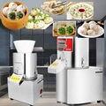Máquina Eléctrica de corte de carne de vegetales máquina automática de corte de Vetetable comercial comida trituradora de carne rota aparato de cocina