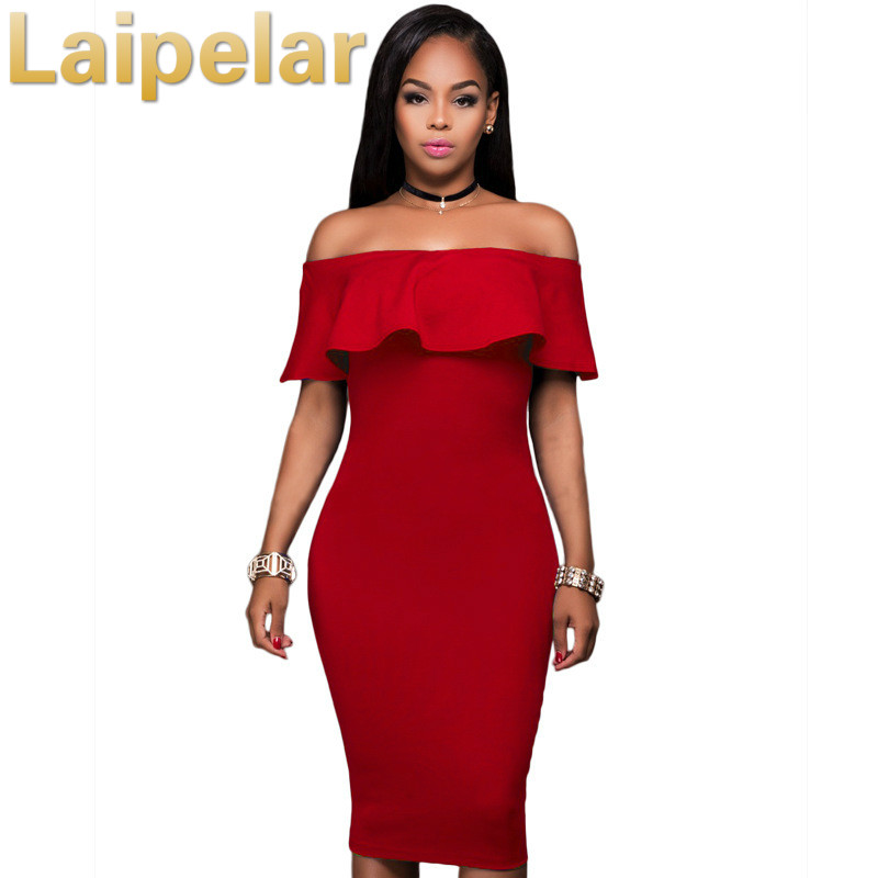 2018 New Summer Bandage Dress Women Celebrity Sleeveless Off Shoulder Sequined Sexy Night Out Party Dress Women Bodycon Vestidos in Dresses from Women 39 s Clothing