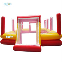 Inflatable Biggors Inflatable Soccer Field Inflatable Football Field Without Mattress