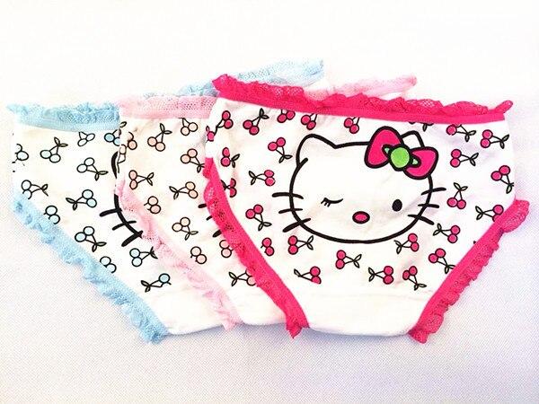 aba4651c0 1 PC descontos promocionais calcinhas bebê meninas bermudas íntimas  infantis cuecas atacado dos desenhos animados de