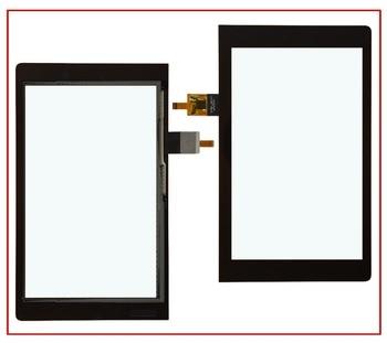 OPesea Dla Lenovo Yoga Zakładka 3 8.0 YT3-850 YT3-850M YT3-850F YT3-850L Ekran Dotykowy Digitizer Panel Przedni Czujnik Wymiana Szkła