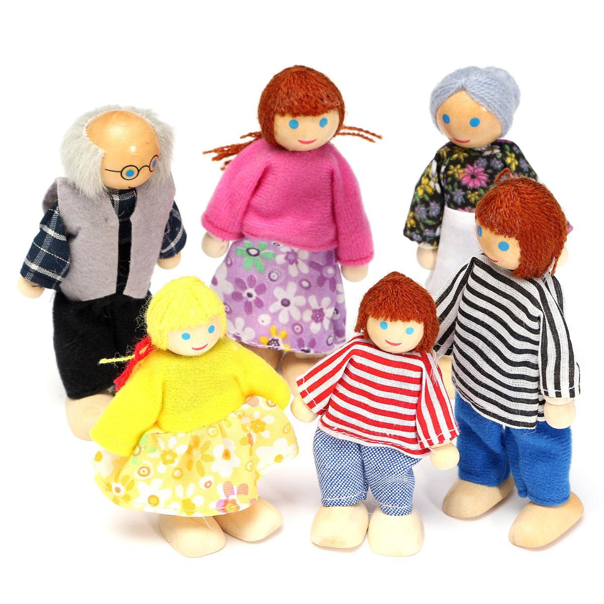 Popular Dollhouse Dolls Family Buy Cheap Dollhouse Dolls