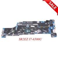 NOKOTION Laptop Motherboard For Lenovo Thinkpad P50S 15.6'' 01AY340 Main Board SR2EZ I7 6500U Quadro M500M Video card