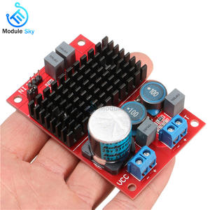 Amplifier-Board Audio TPA3116 Mono-Channel Digital DC for Arduino Btl-Out 100W 12V-24V