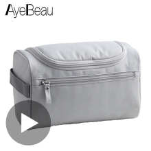Necessaire Vanity Women Men Toilet Toiletry Kit Cosmetic Makeup Make Up Bag Case For Travel Organizer Pouch Female Large Neceser