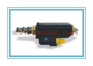 E320C 320C Excavator Hydraulic Pump Solenoid Valve 111-9916 KDRDE5K-3140E30-103A 3pcs/lot pc400 5 pc400lc 5 pc300lc 5 pc300 5 excavator hydraulic pump solenoid valve 708 23 18272 for komatsu