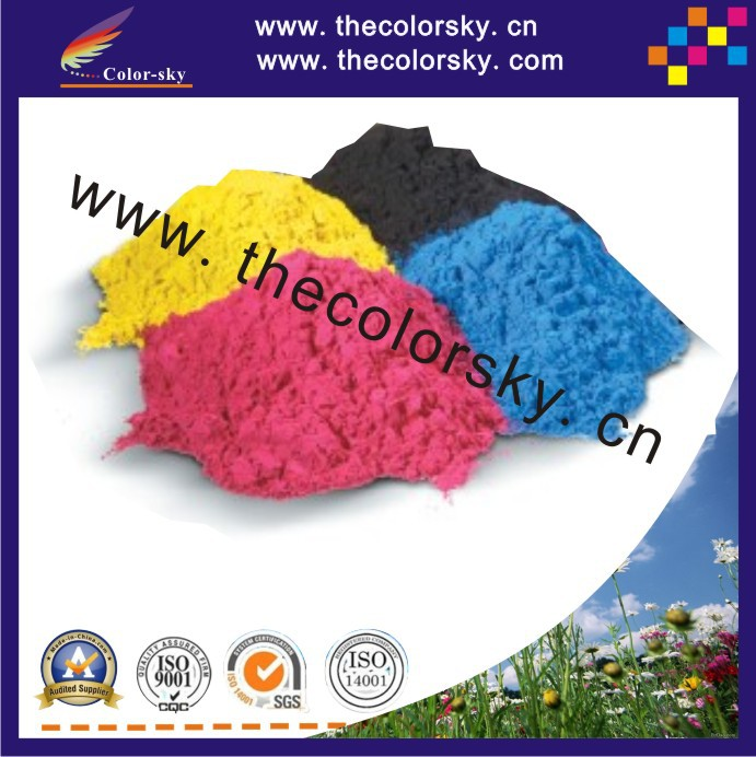 (TPOHM-C5550) high quality color copier toner powder for OKI C5550 C6100 C 5550 6100 bk c m y 1kg/bag/color Free shipping FedEx
