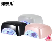 Hot Sale 60W UV Lamp Nail Dryer 365-405 Gel Polish Curing Machine CCFL LED Lamp Nail Art Manicure Tool With Timer Auto-induction