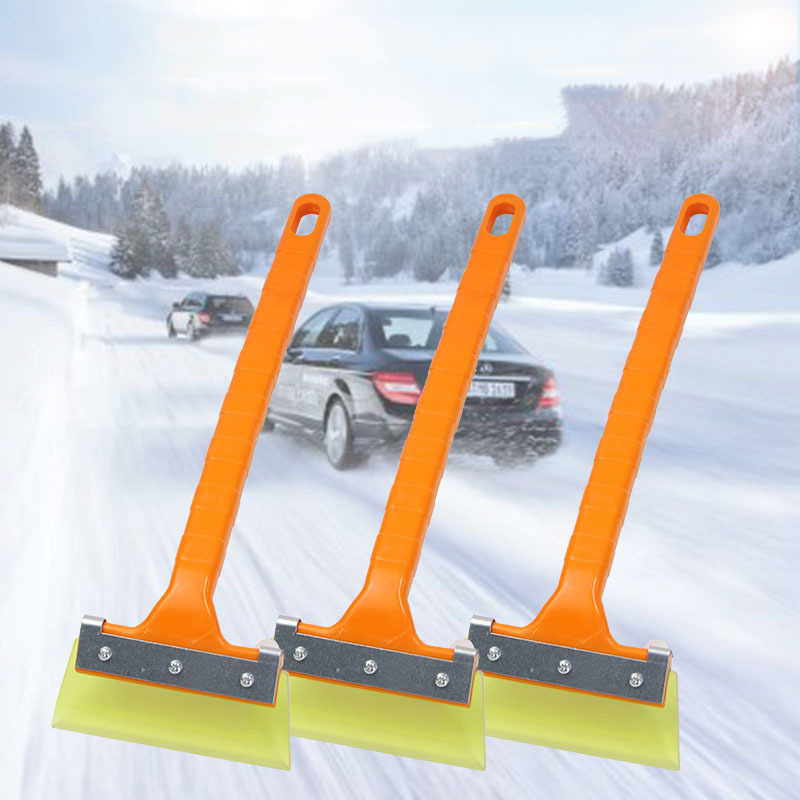 Ice Scraper Automobile Equipment Snow Shovel Automobile Glass Snow Shovel Foil Tool Car Wash Maintenance Car Styling De-icing