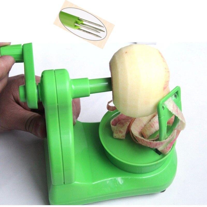 Home Kitchen gadget Tool Cutter Stainless steel Apple Potato Fruit Gadget Machin